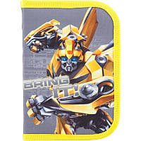 """Школьный пенал - книжка Kite """" Transformers """" ( TF18-622-1 ), фото 1"""