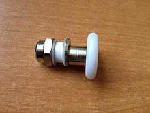 Ролик для двері гідробоксу 24-26 мм (нерж.)