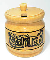 Бочонок для меда, специй, 400 мл, фото 1