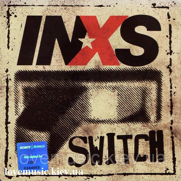 Музичний сд диск INXS Switch (2005) (audio cd)
