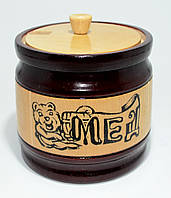 Бочонок для меда, специй, 600 мл, фото 1