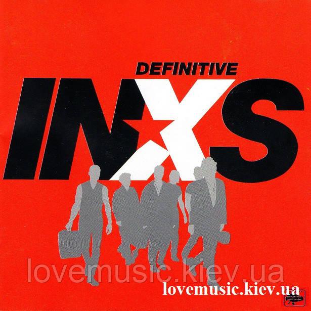 Музичний сд диск INXS Definitive (2002) (audio cd)