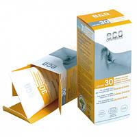 Eco cosmetics Солнцезащитный крем SPF 30 с экстрактом граната и облепихи, 75 мл