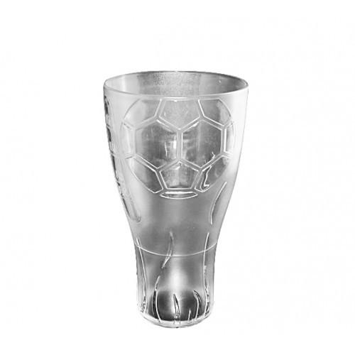 Бокал для пива Bonita пластиковый 500 мл прозрачный