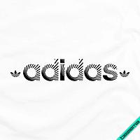 Аппликация, наклейка на ткань логотип [7 размеров в ассортименте] (Тип материала Матовый)