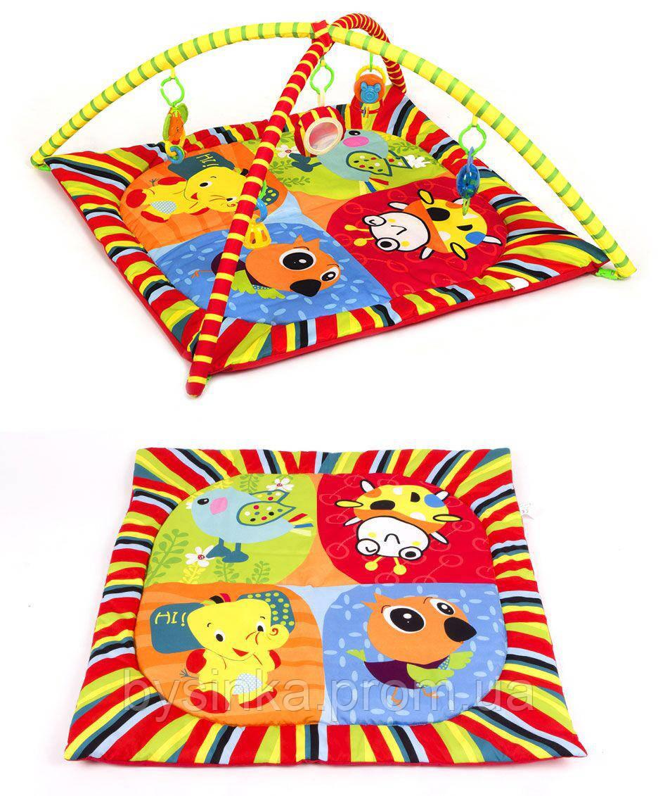 Детский развивающий коврик FUN фирмы KinderKraft