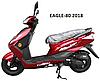 Скутер Eagle-80 Красный