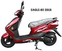 Скутер Eagle-80 Красный, фото 1