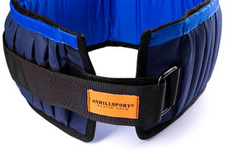 Пояс-утяжелитель 10 кг «Onhillsport» (регулируемый вес), фото 3