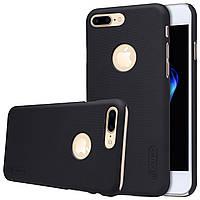 Чехол Nillkin Matte для Apple iPhone 7 plus / 8 plus (Black) (+ пленка)
