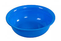Тарелка глубокая Bonita пластиковая 700 мл синяя