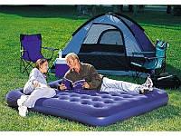 Надувной матрас-кровать Размер: 137х191х23 см