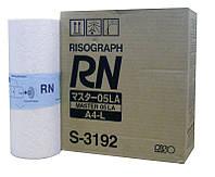 Мастер-пленка Riso (S-3192) RN A4