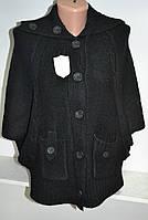 Женское зимнее болеро накидка большой размер, фото 1