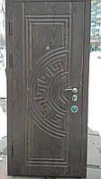 Двери входные ЛЮКС 2, 850*2050, 2 замка KALE, 2 контура уплотнения