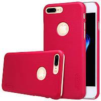 Чехол Nillkin Matte для Apple iPhone 7plus / 8plus (Red) (+ пленка)