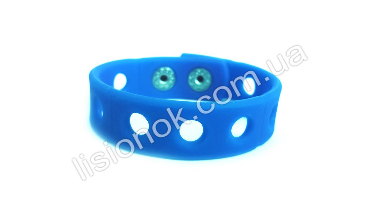 Браслеты для джибитсов Crocs Голубой
