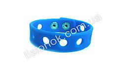 Браслети для джибитсов Crocs Блакитний
