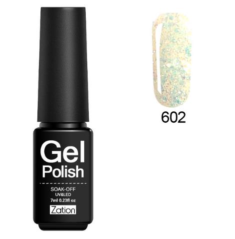 Гель-лак Gel Polish 7 мл № 602