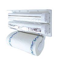 Кухонный диспенсер Kitchen Roll Triple Paper Dispenser Хит продаж!