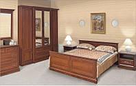 Кровать с ортопедическим каркасом  Кантри 1,6