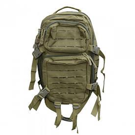 Рюкзак штурмовой 30л. MFH Laser олива