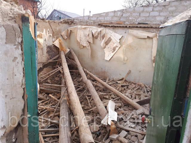 Демонтажные работы по сносу дома