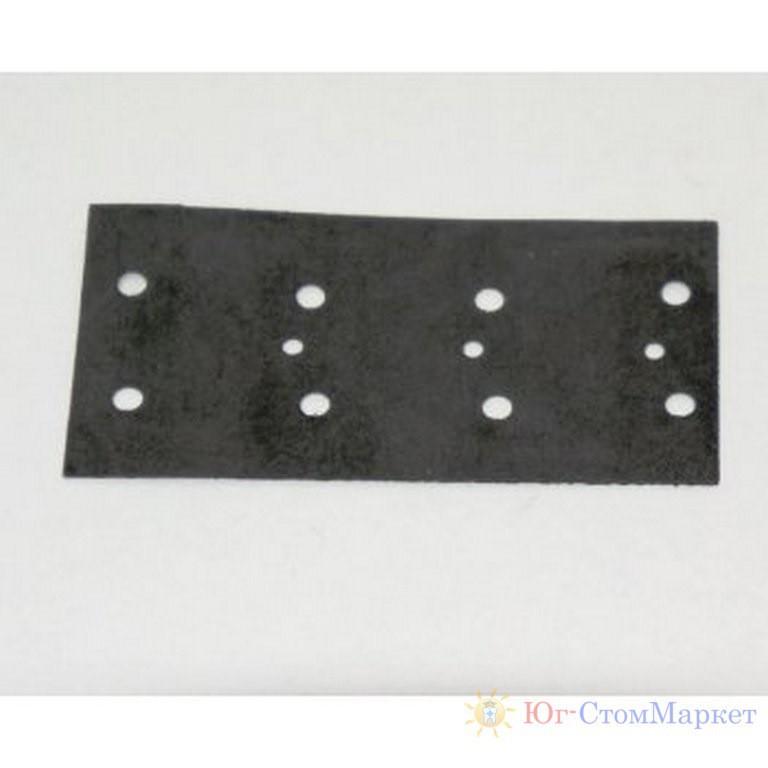 Мембрана для НТ 083–1 (67мм х 33 мм) без отверстий.