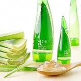 Увлажняющий гель с алоэ holika holika aloe 99% soothing gel, фото 4