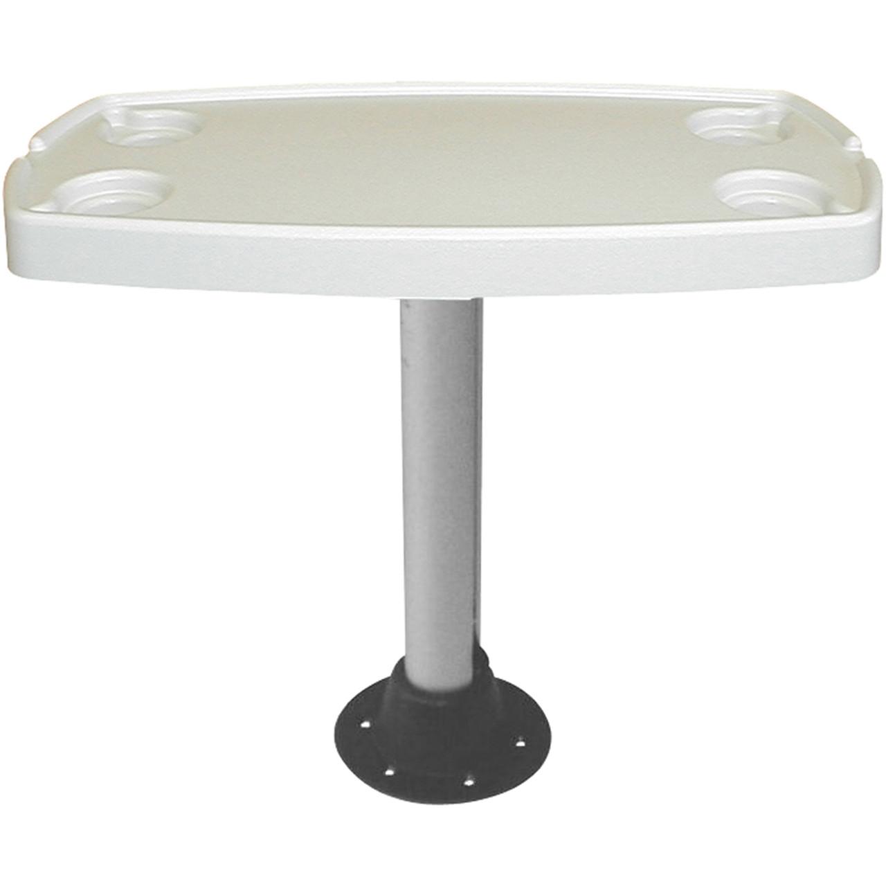 Комплект стола Springfield прямоугольный 40х70см основание пластик