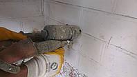 Заливка в полости стен пенополиуретана (ППУ) - утепление ППУ