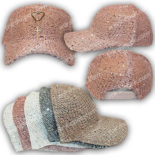 Детские кепки для девочек, р. 54-56