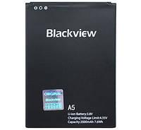 Аккумулятор оригинальный Blackview A5 батарея, фото 1