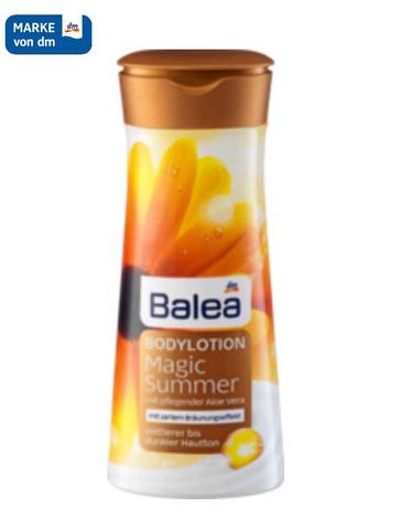 Лосьон для тела Balea Magic Summer  400мл, фото 2