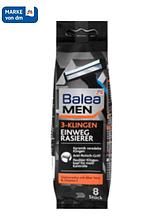 Balea Men 3-лезвия бритвы одноразовые 8 шт