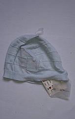 Шапочка для мальчика DPam голубая