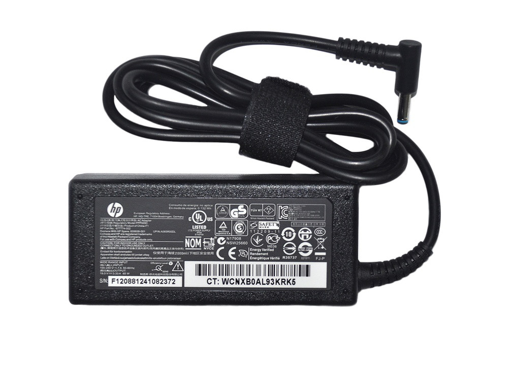 Блок Питания HP 19.5V 3.33A 65W 4.5*3.0 pin Original