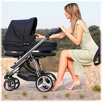 Как выбрать детскую коляску-трансформер?