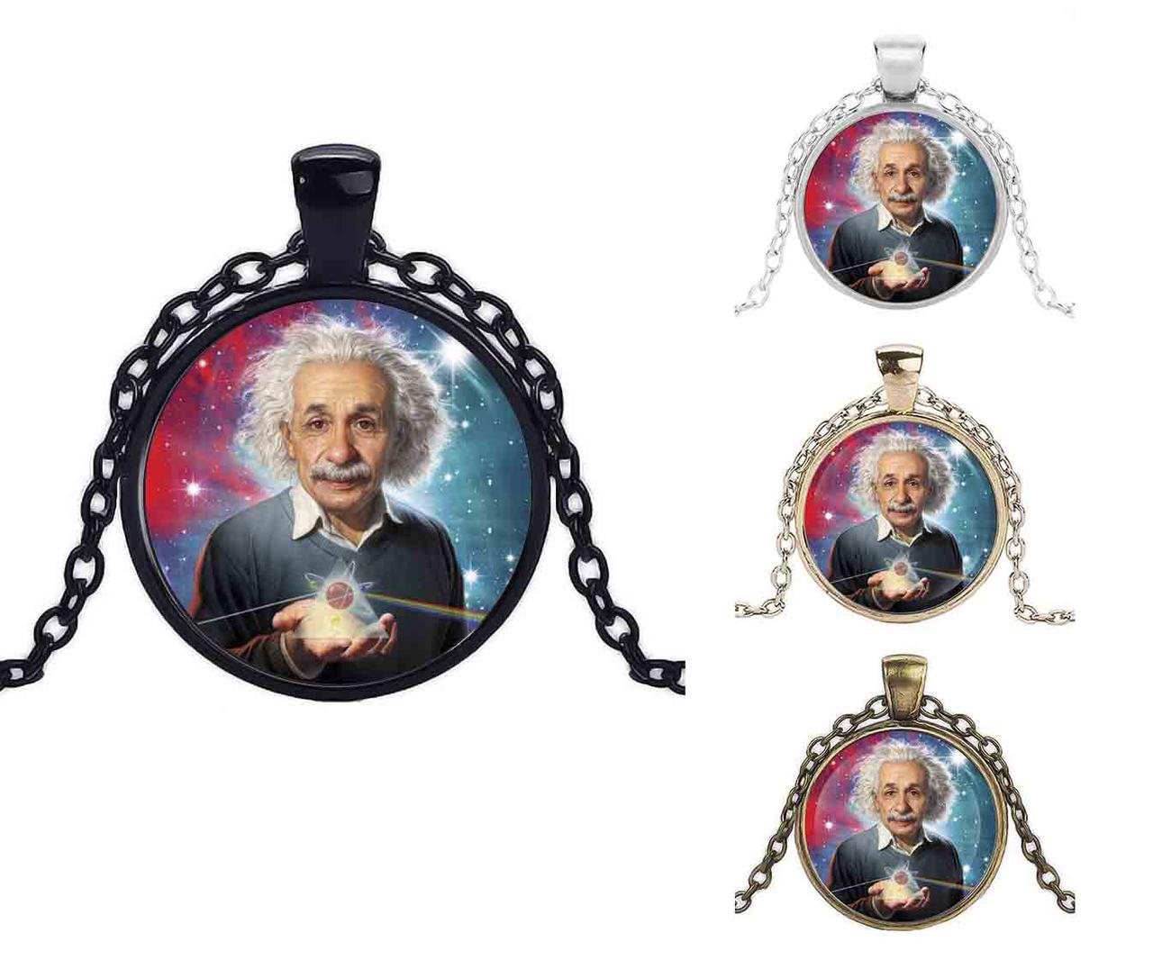 Кулон с Энштейном