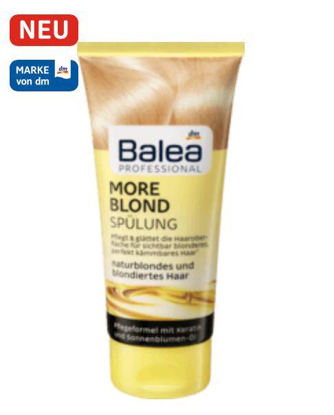 Кондиционер для волос Balea more Blond 200 мл