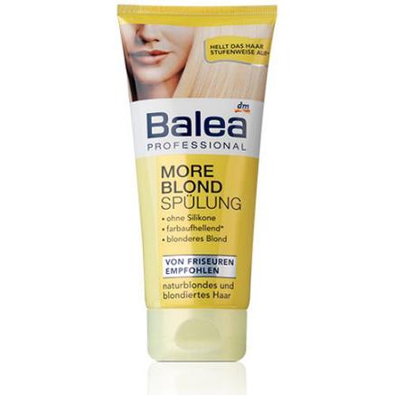Кондиционер для волос Balea more Blond 200 мл, фото 2