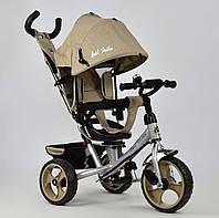 Трехколесный велосипед Best Trike 5700 колеса пена