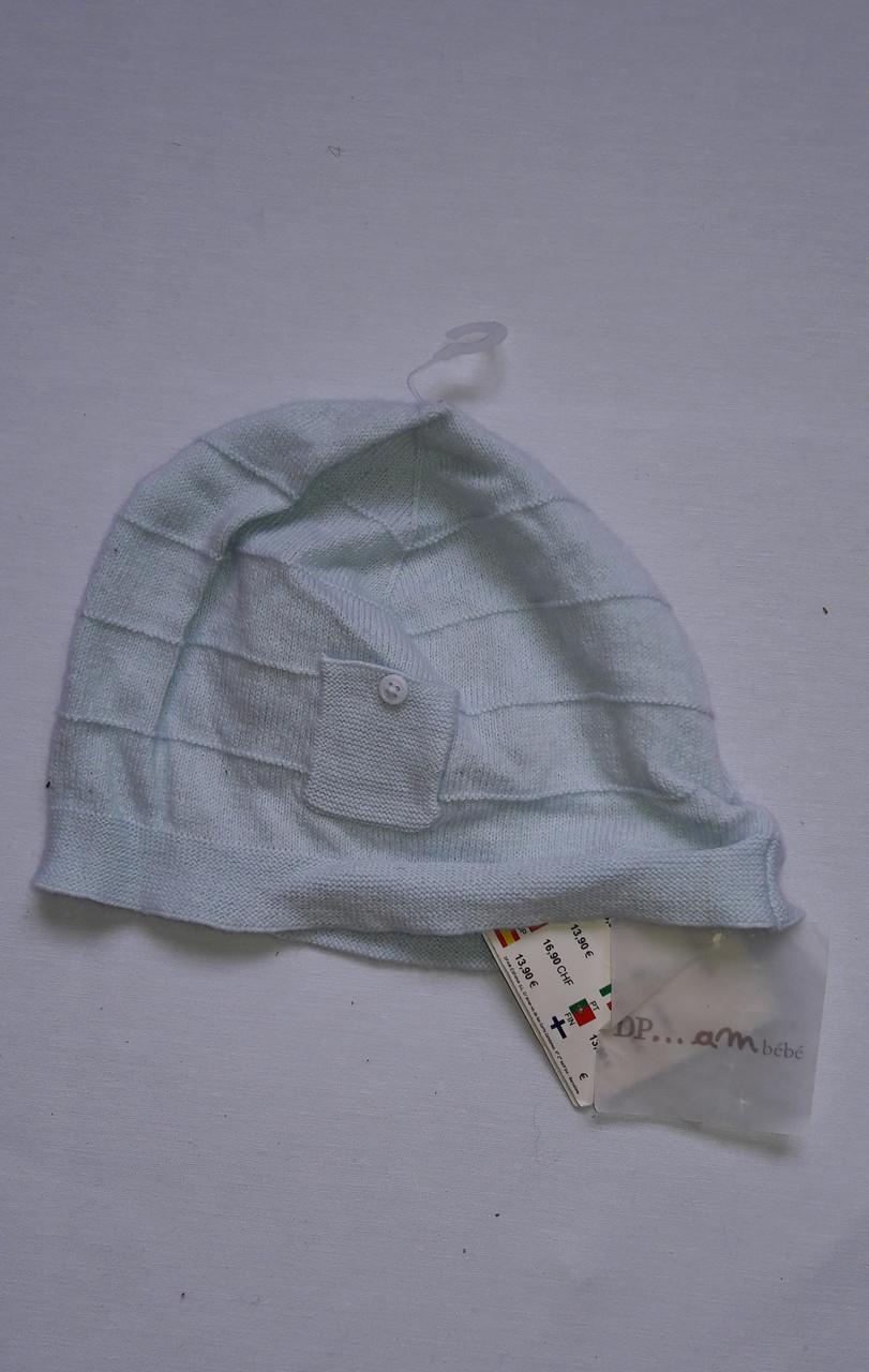 Шапочка для новорожденных Jean bourget