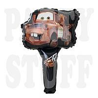 Фольгированный шар Тачки, фото 1