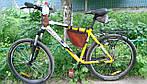 Шкіряна сумка на велосипед/мотоцикл Hand Made 516, фото 5