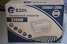 Генератор бензиновый EDON PT 3300, фото 2