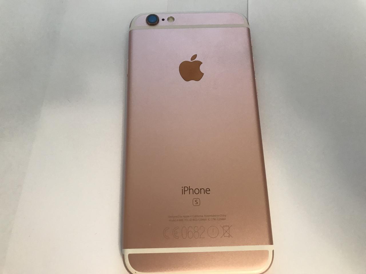 Apple iPhone 6s 32GB rose gold (як новий ідеал)