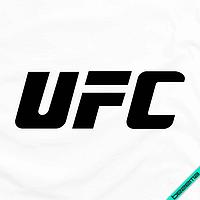 Наклейки на костюмы UFC [7 размеров в ассортименте] (Тип материала Матовый)