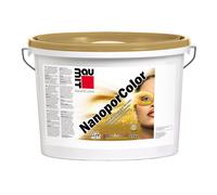 BAUMIT Nanopor Color Фасадная нанокраска с эффектом фотокатализа (21кг)