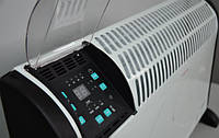 Електричний обігрівач. Конвектор з пультом ДУ та LED дисплеєм. 2кВт